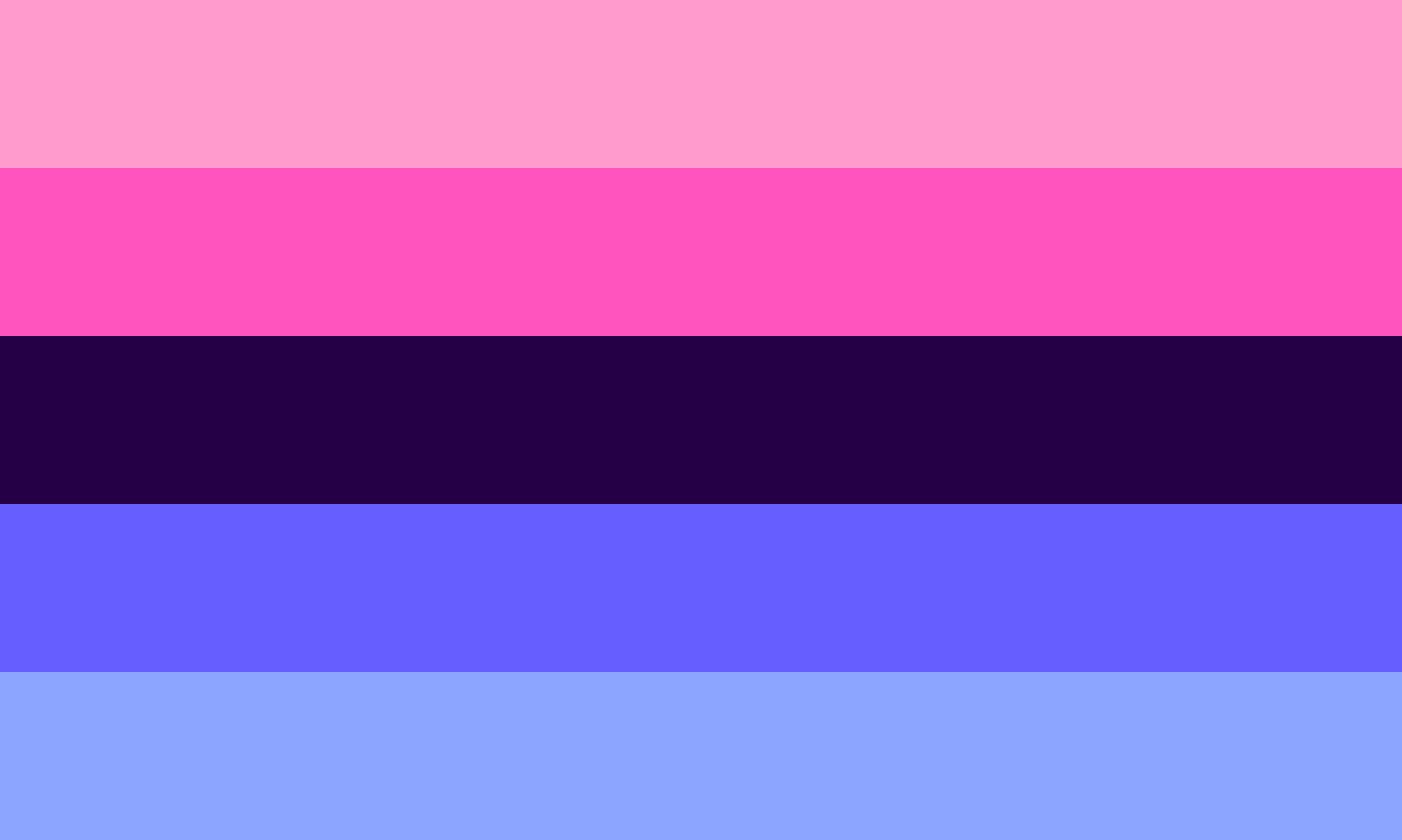 Omnisexual flag Types of Sex