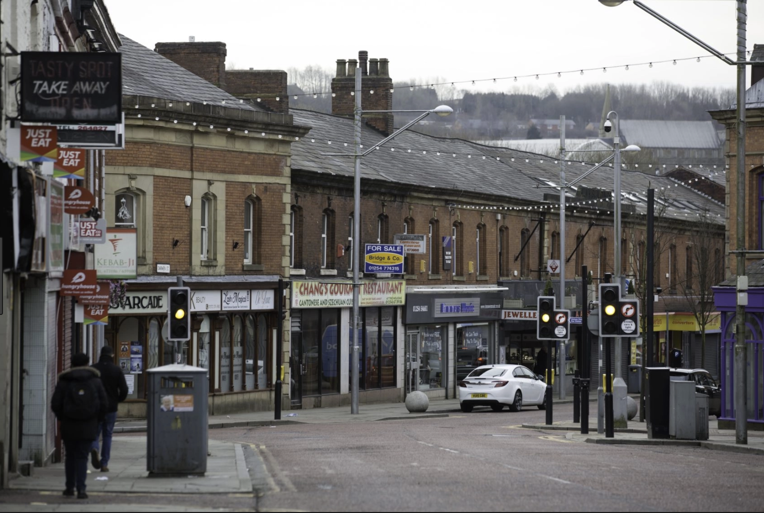worst places to live in england blackburn