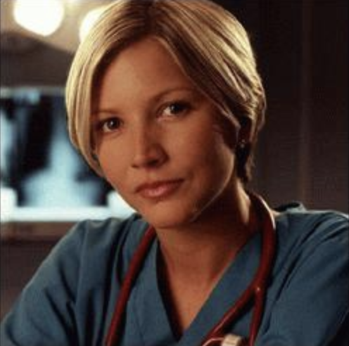 BBC Holby City Victoria THEN