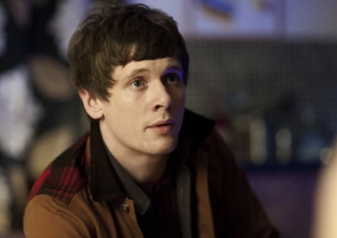 James Cook from skins cast