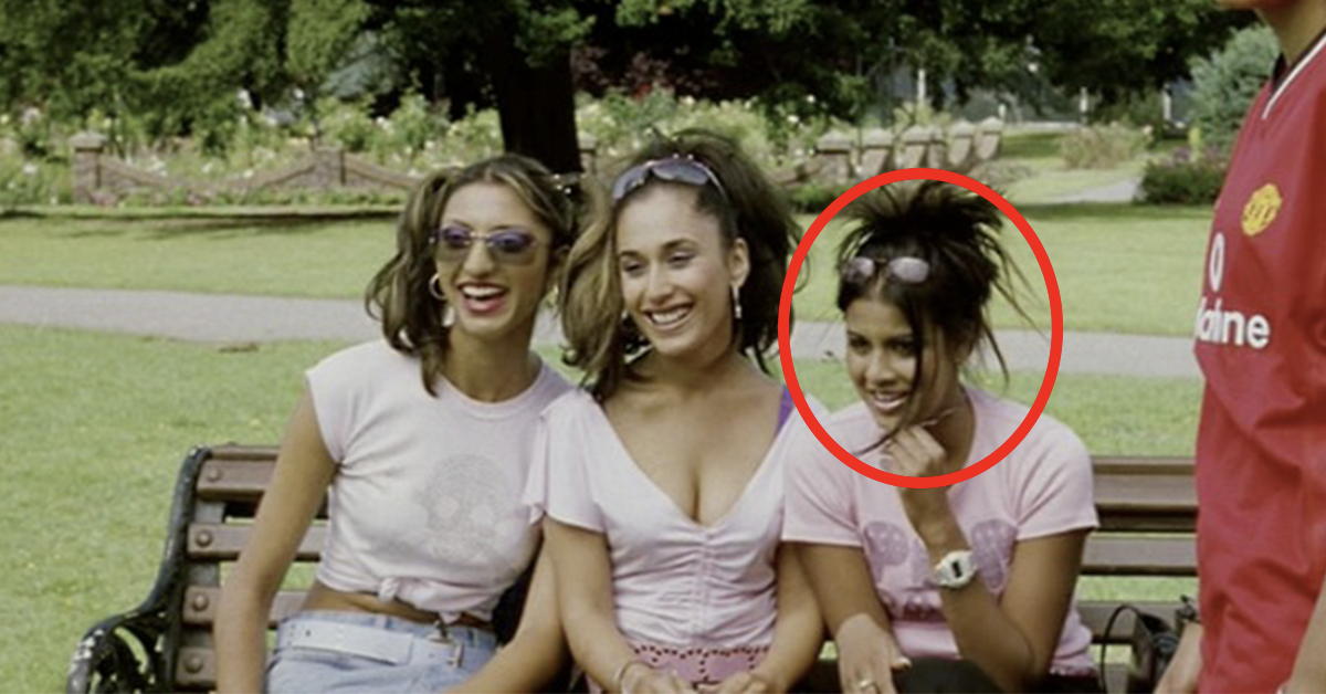 Meena THEN Bend It Like Beckham Cast
