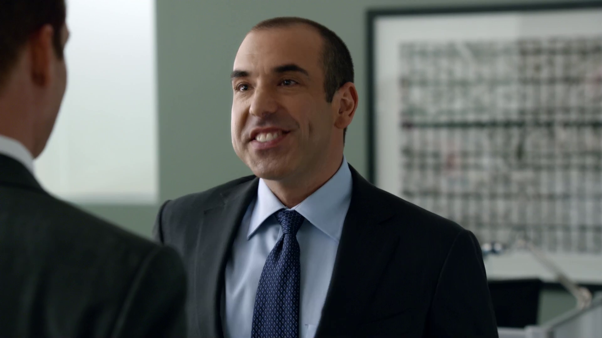 Rick Hoffman in the Suits Cast
