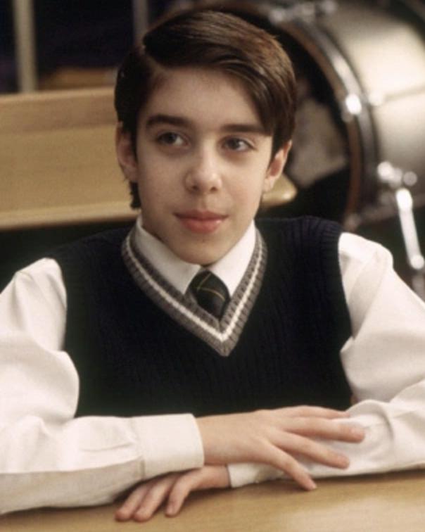 Zach THEN School of Rock Cast
