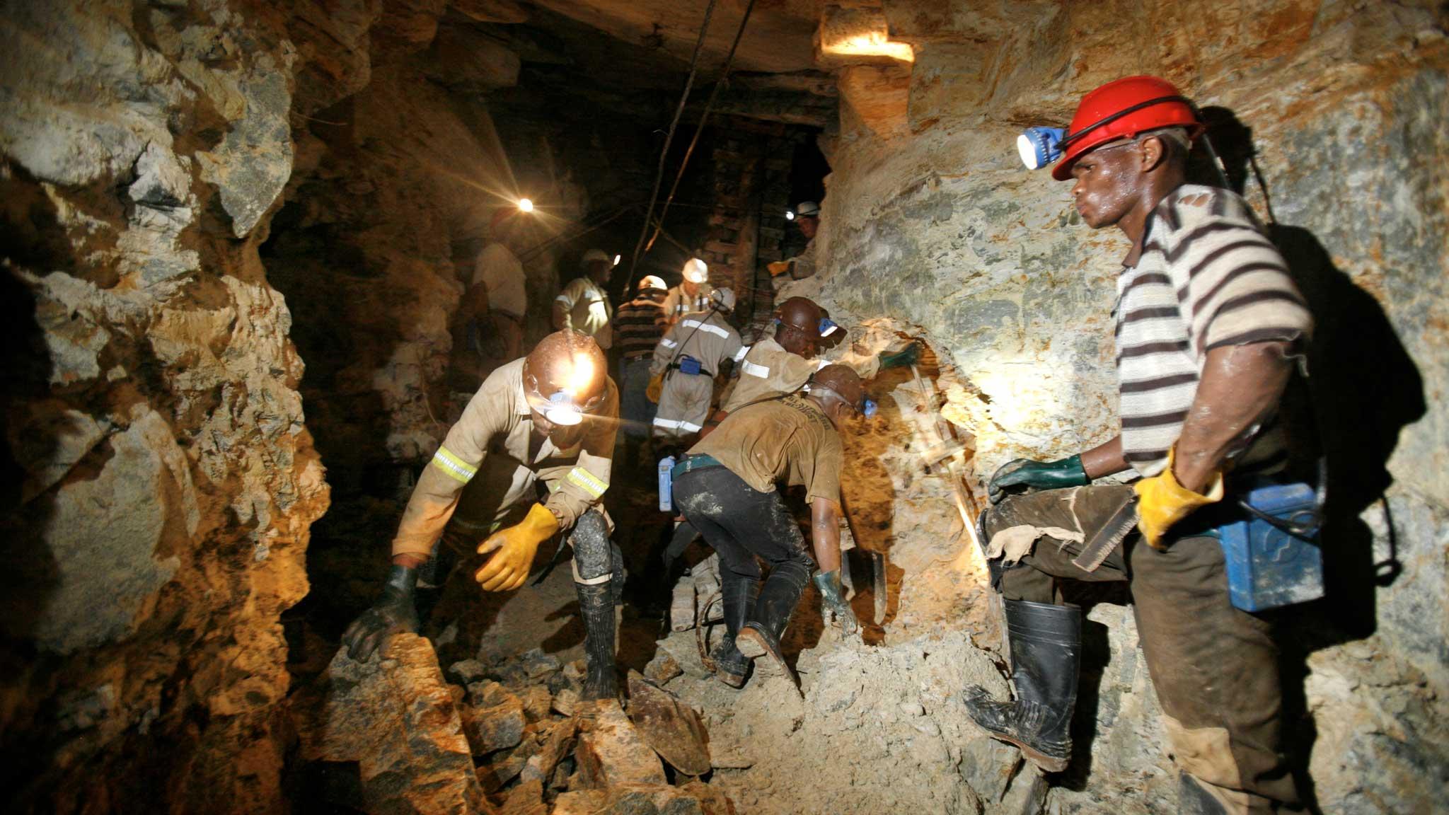 hardest jobs miner