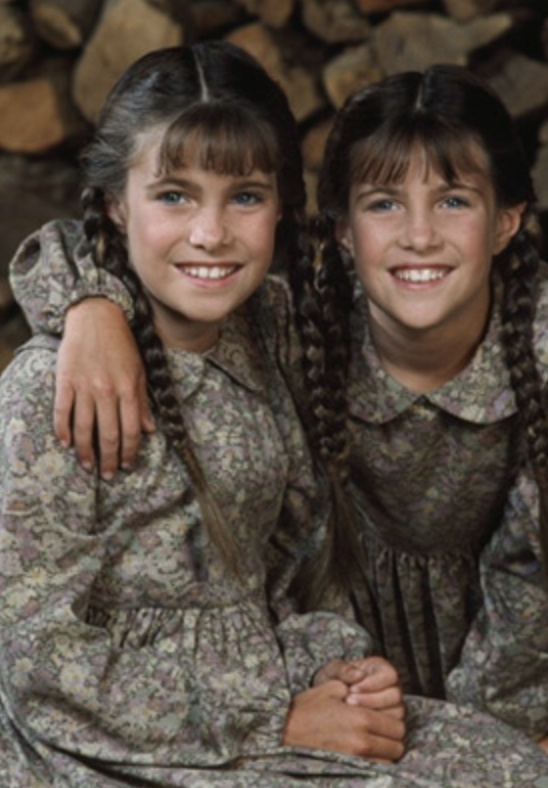 carrie played by twin sisters sidney and lindsay
