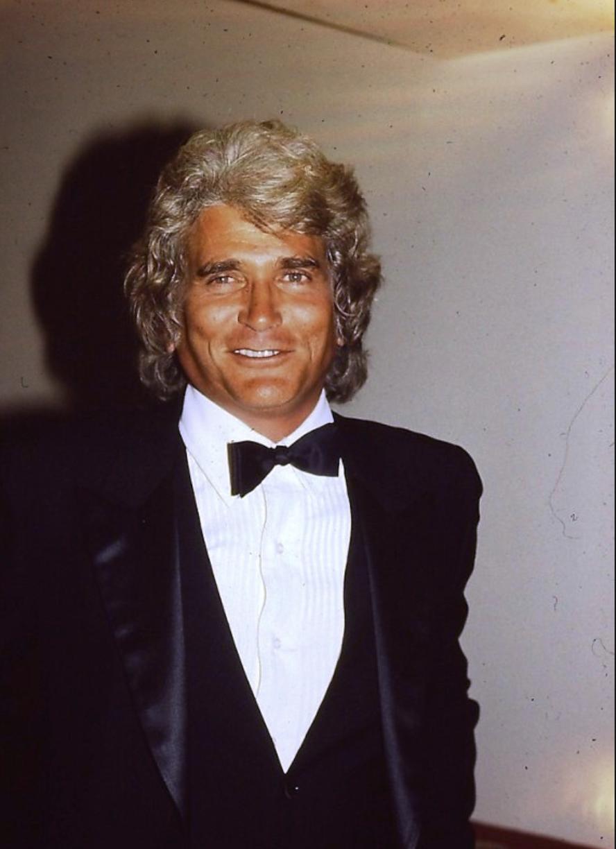 michael landon older in age red carpet appearance