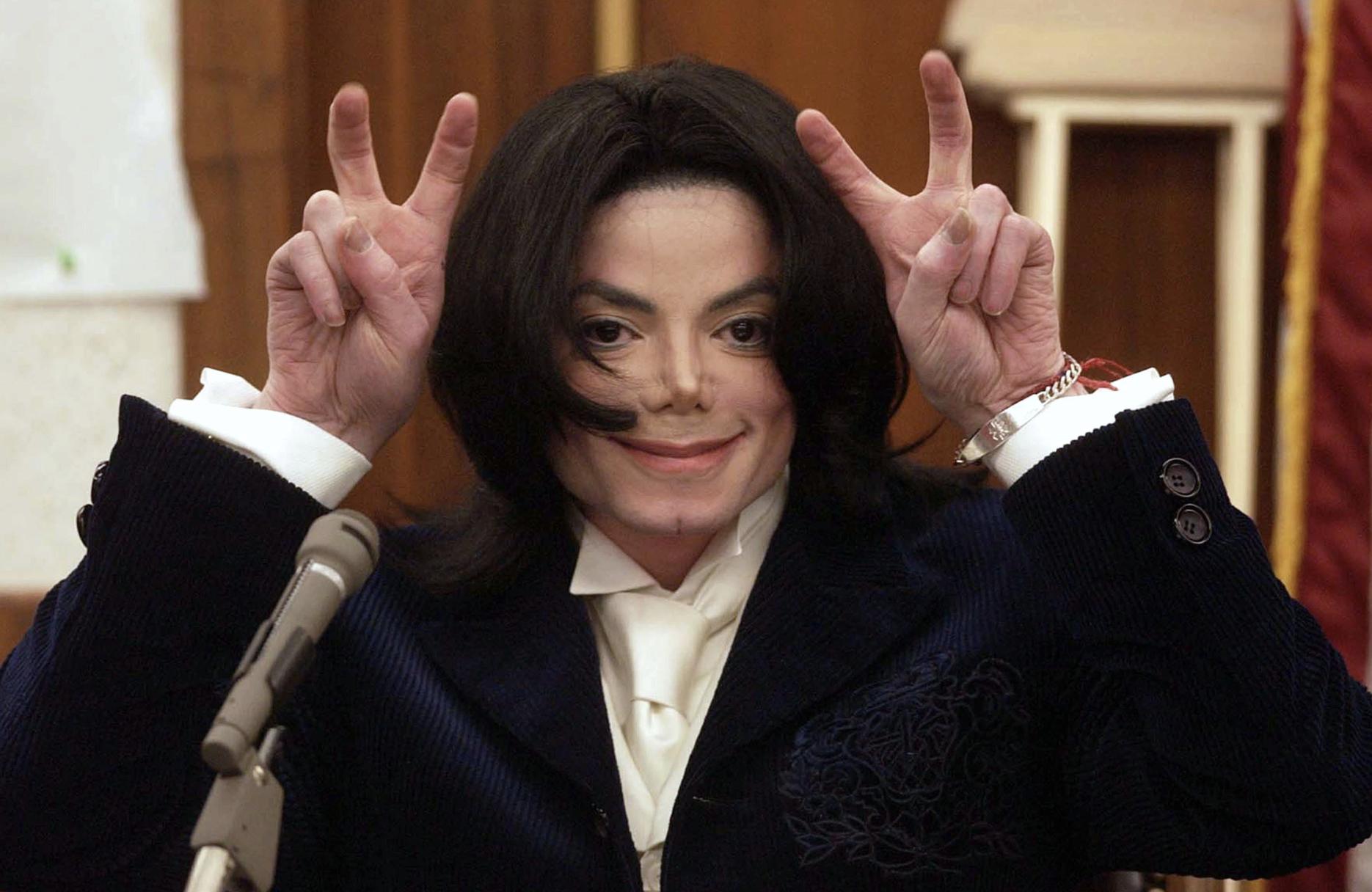 Michael Jackson Illuminati