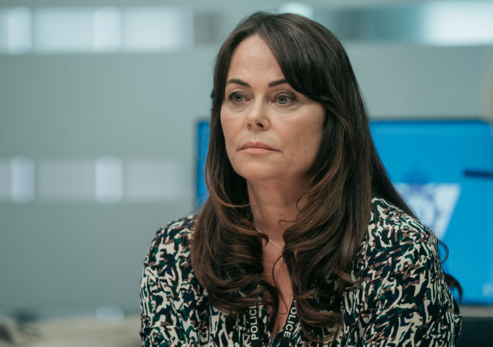 line of duty cast gill