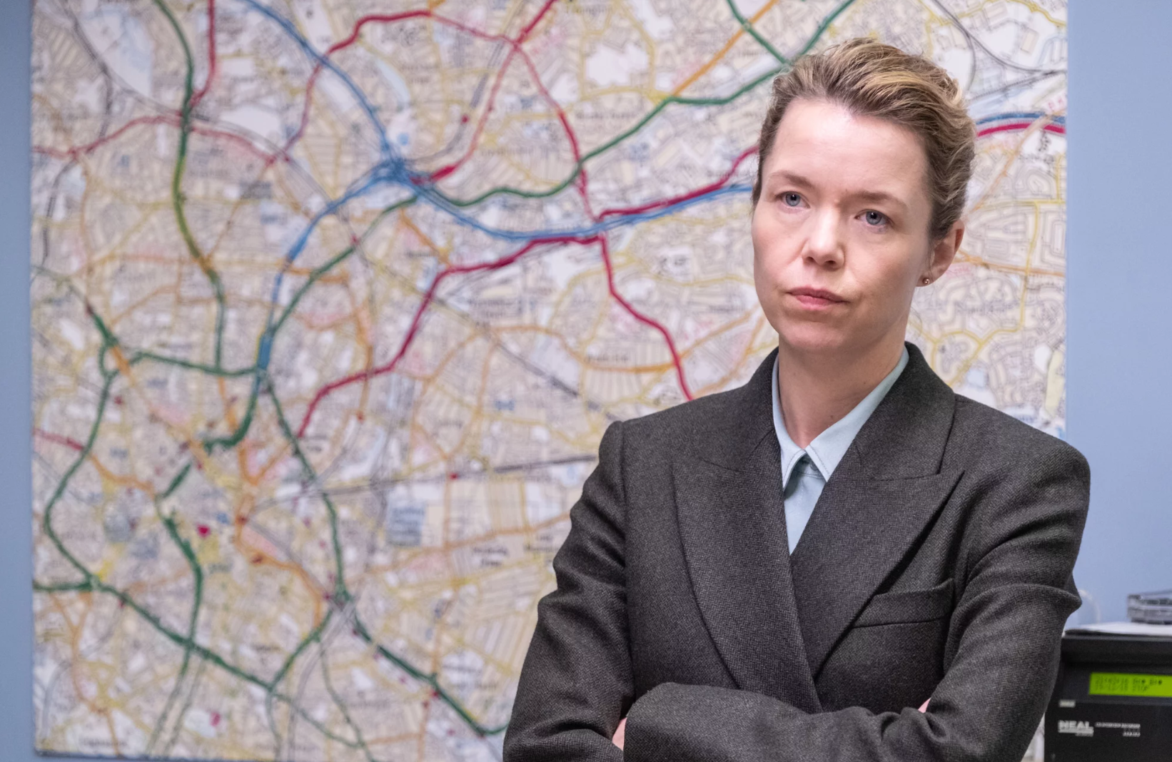 line of duty cast anna