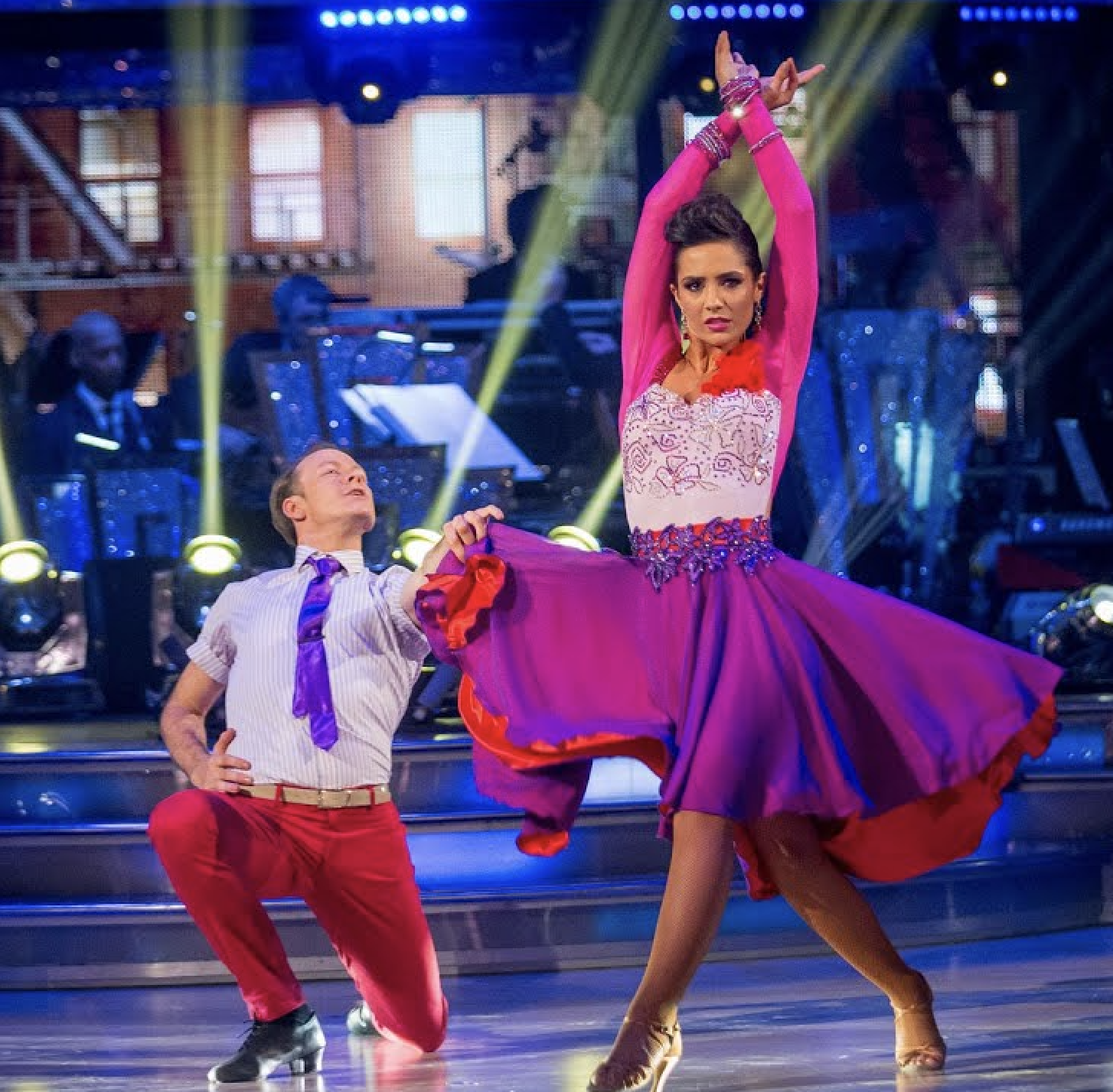 Frankie S CLub Juniors Taking The Dance Floor By Storm On Strictly Come Dancing