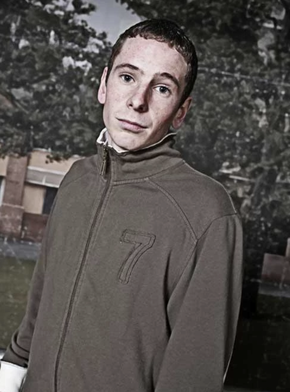 Gerard Kearns in Shameless UK cast