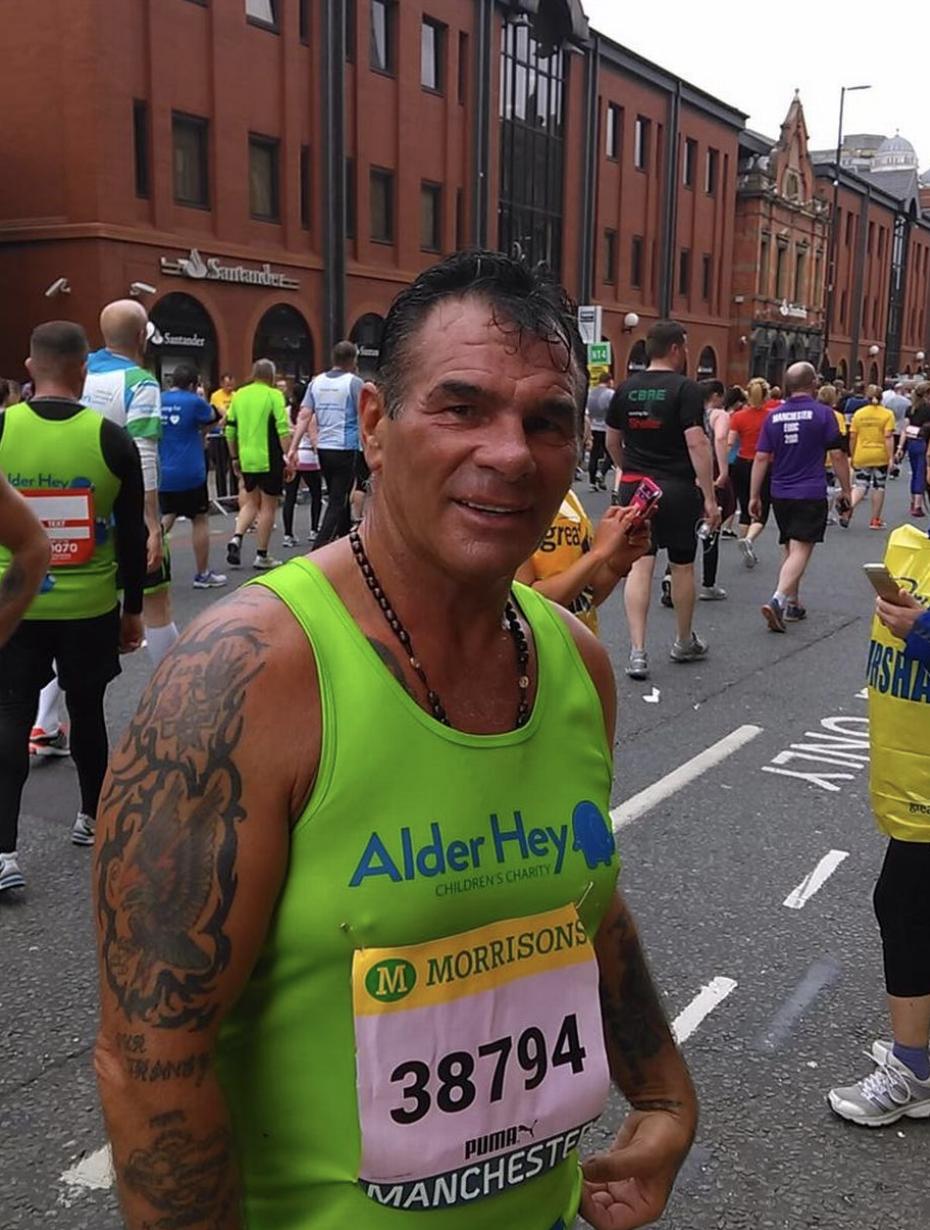 Paddy Doherty Manchester Run