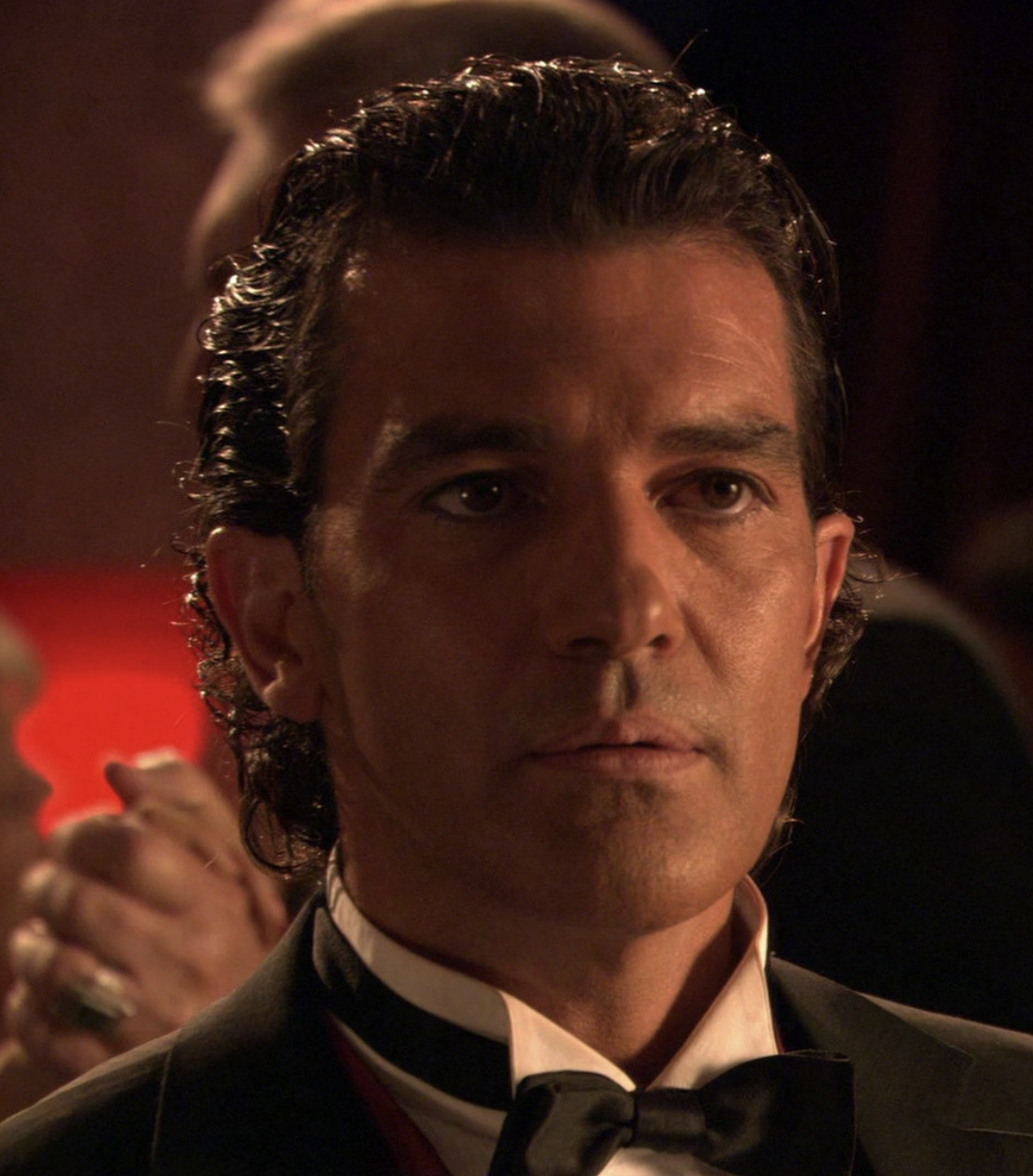 Gregorio from Spy Kids looking suave