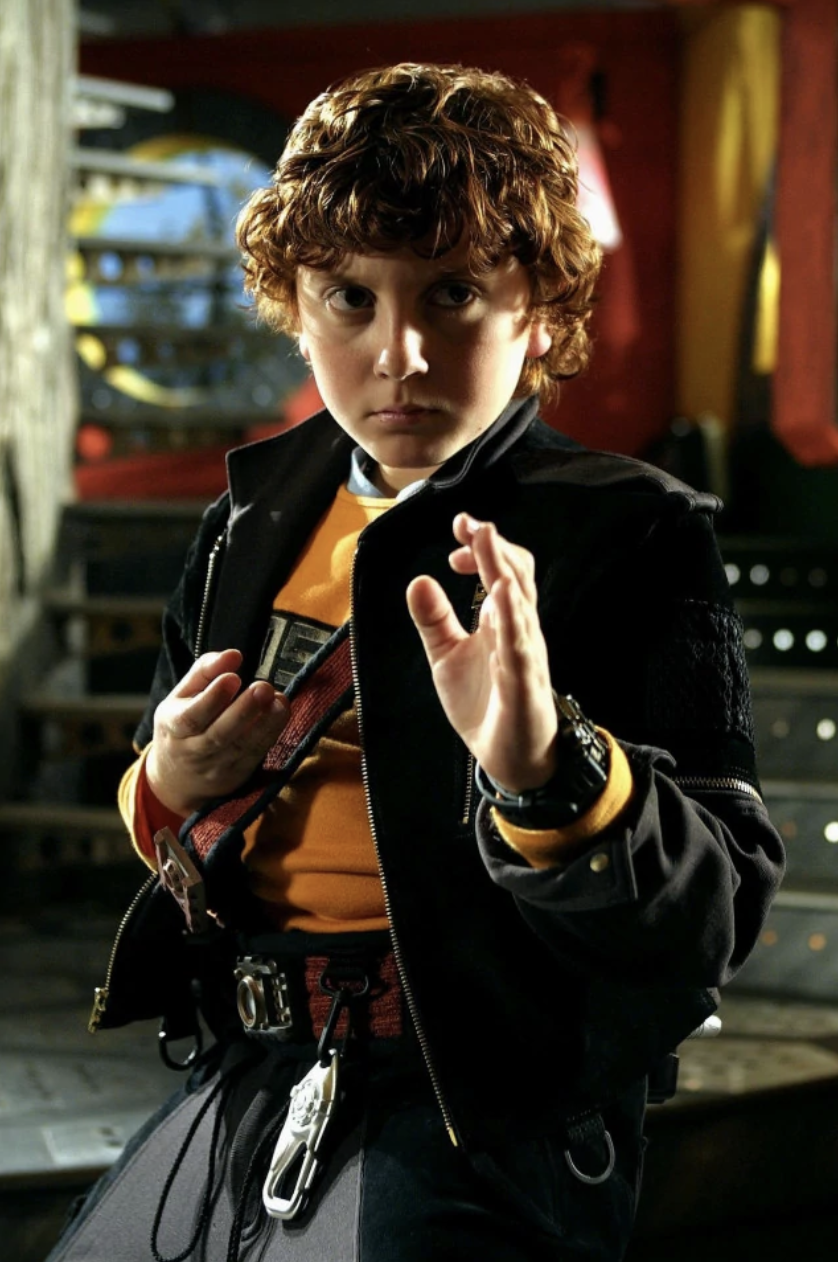 Juni from Spy Kids ready to fight