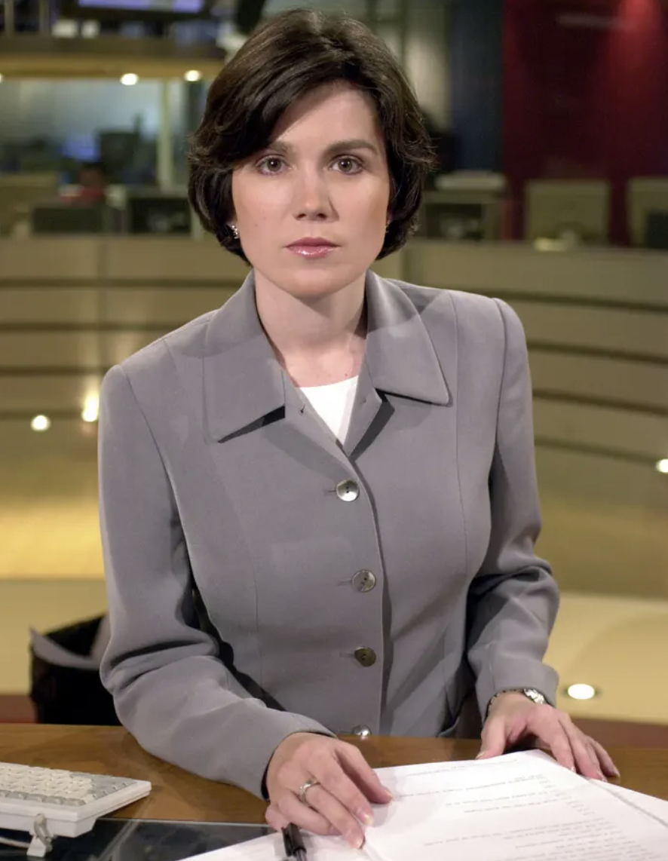 Susanna Reid the face of BBC News Interactive