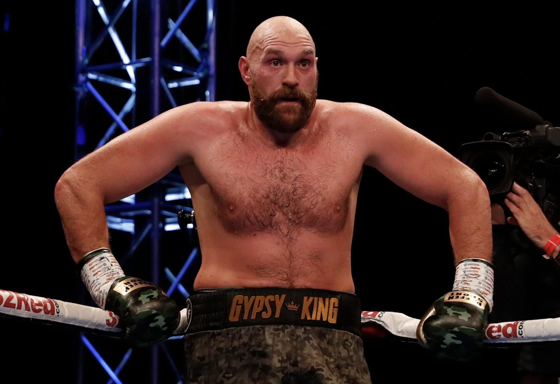 Tyson Fury net worth in the ring
