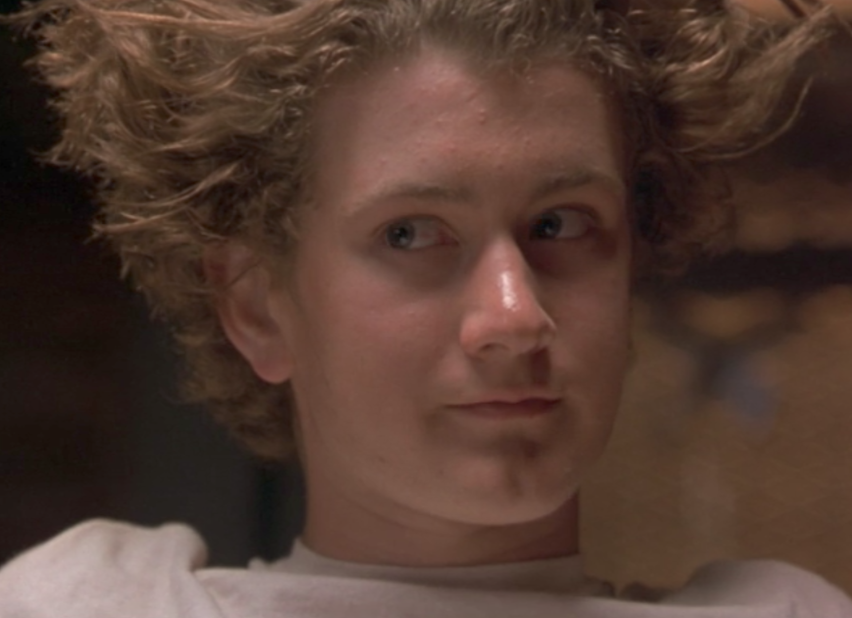 Zig Zag Holes movie with wild hair