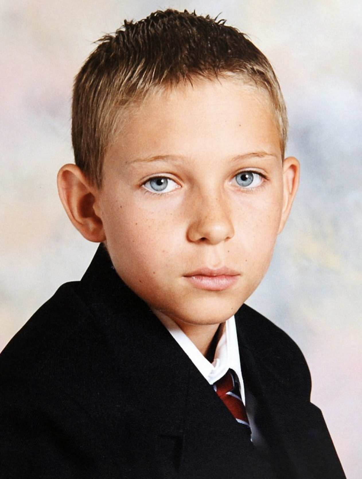 joey essex as a child