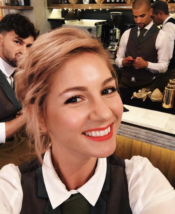 Cici First Dates Waitress