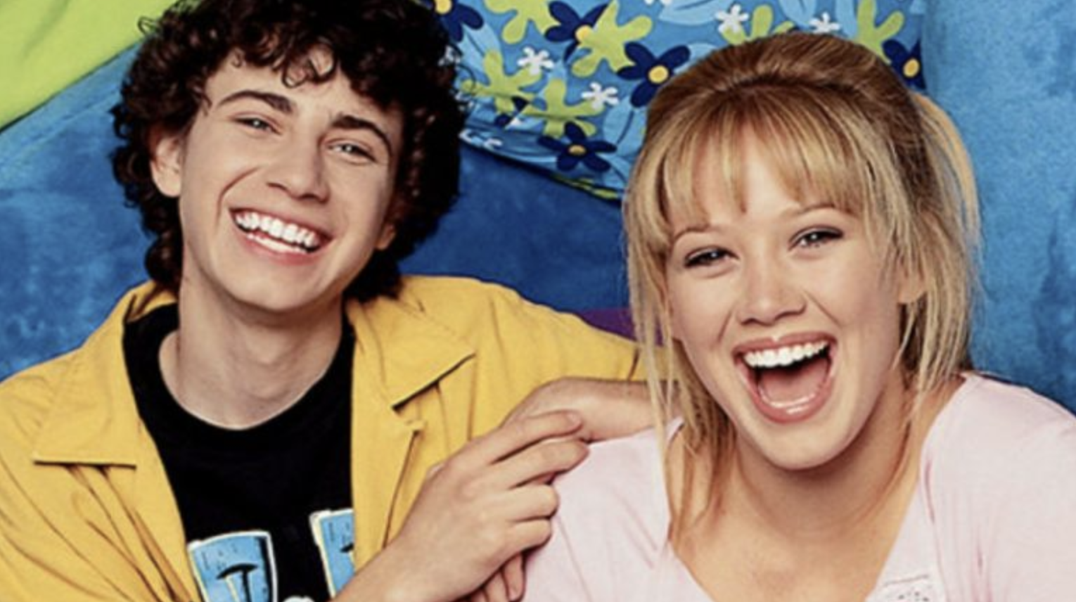 Gordo Lizzie McGuire with Lizzie