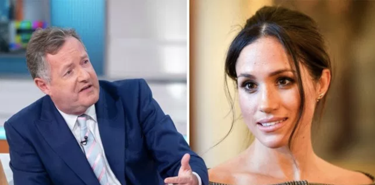 Piers Morgan Feud With Meghan Markle