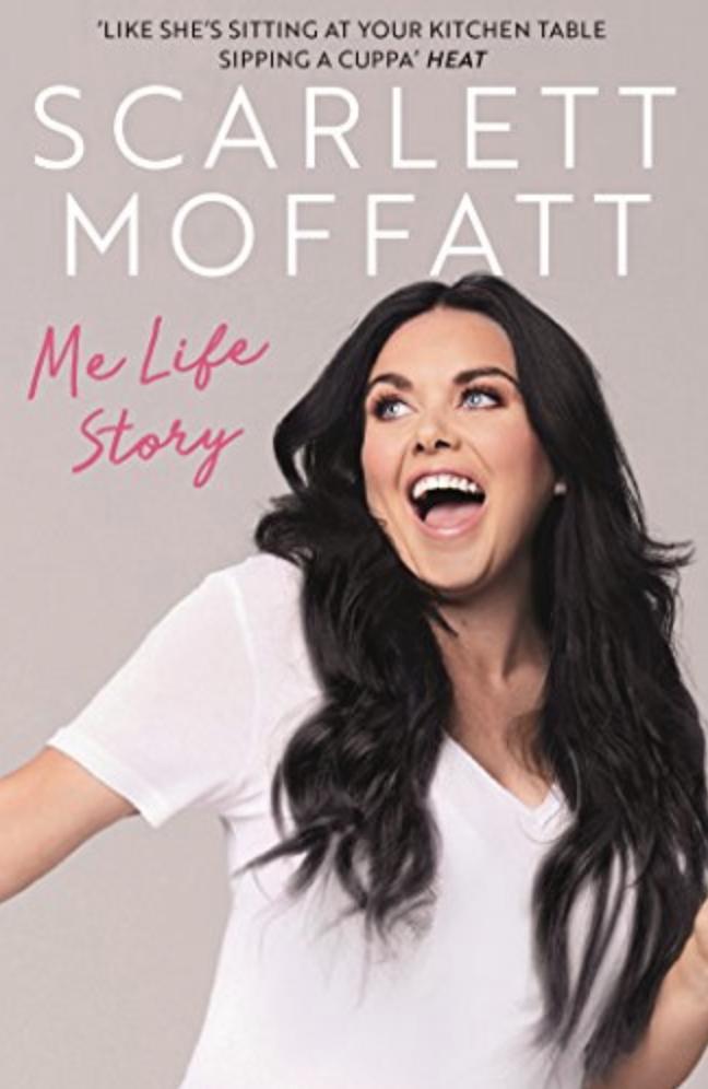 scarlett book me life story