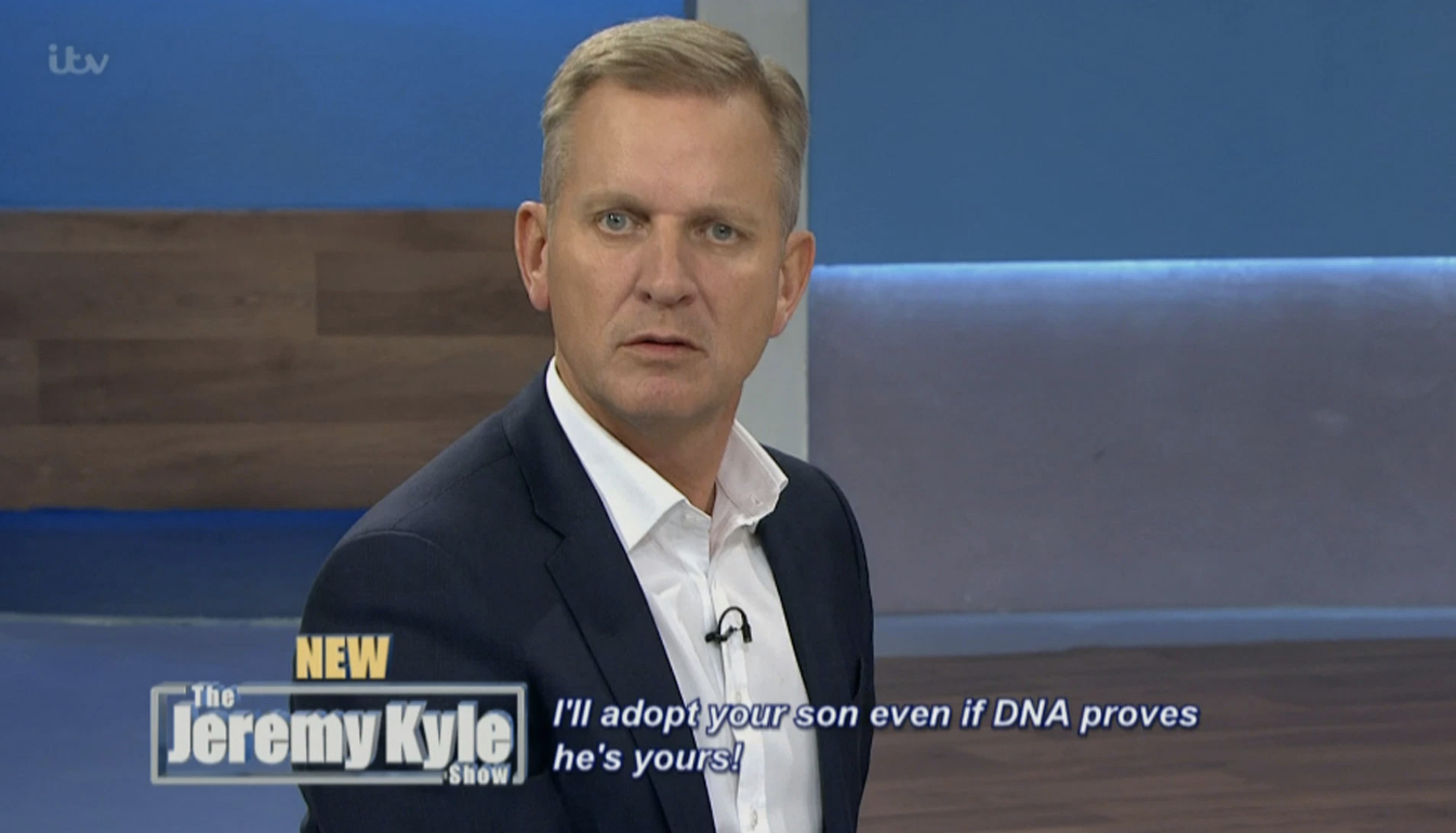 jeremy kyle net worth show is cancelled