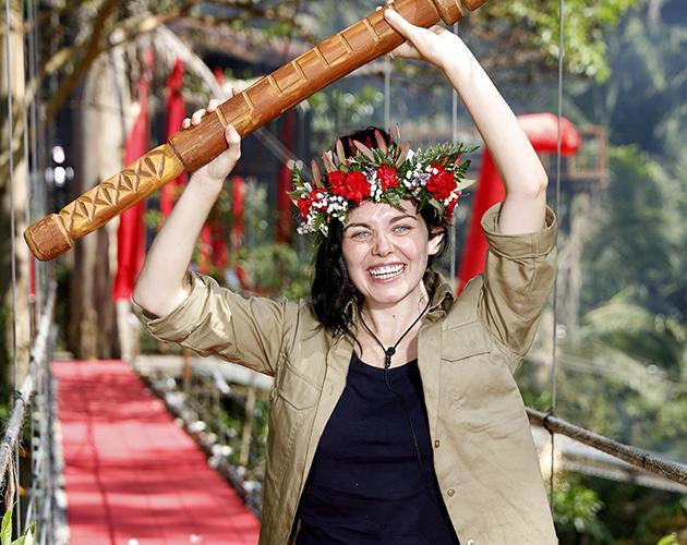 Scarlett winner of I'm A Celeb