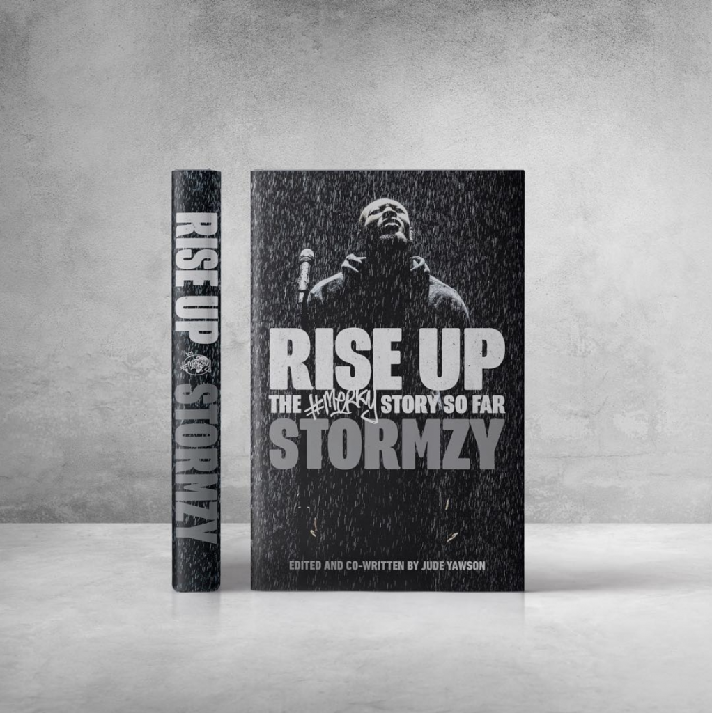 stormzys made his net worth from his autobiography