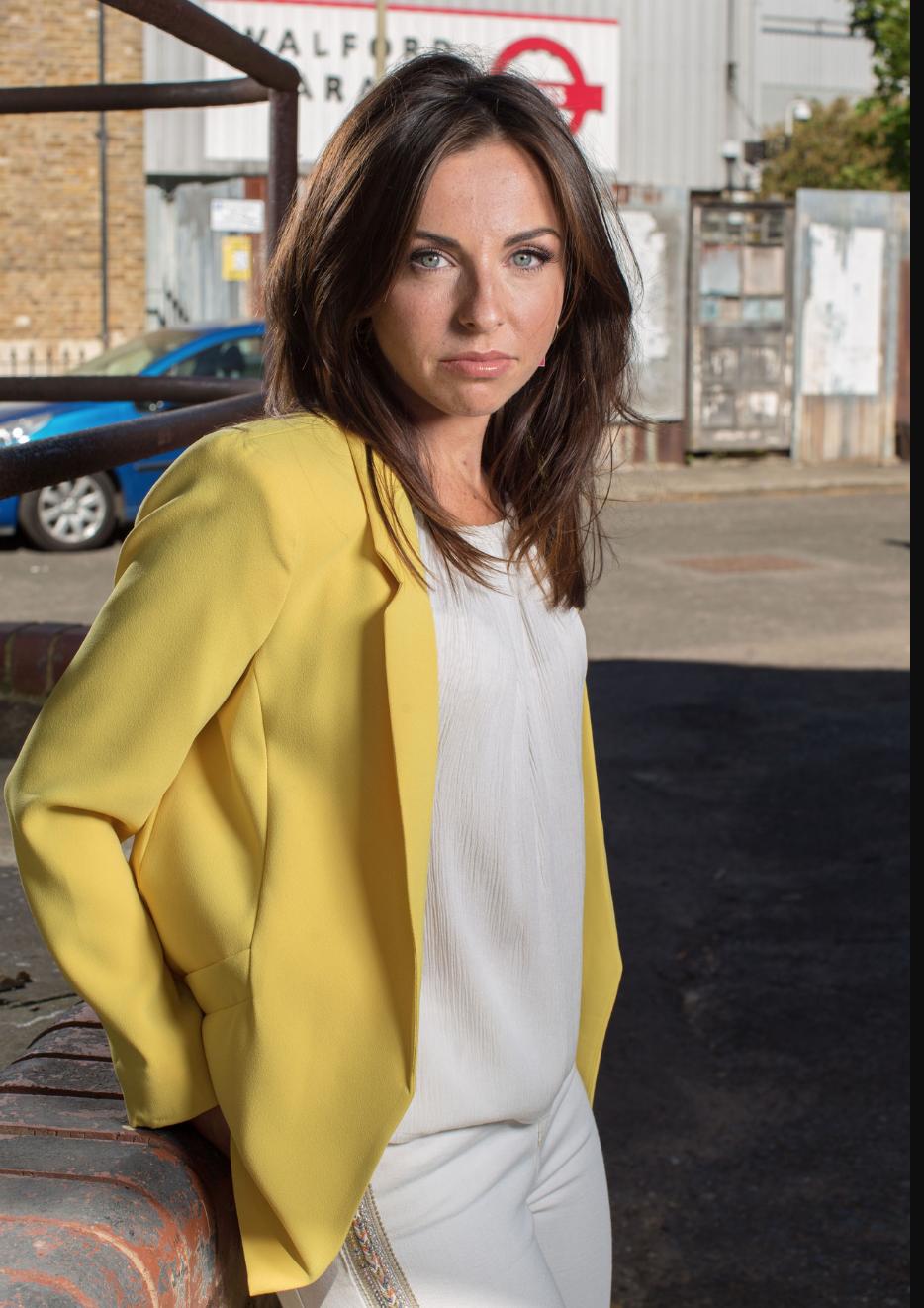 Ruby Allen Eastenders - promo shot