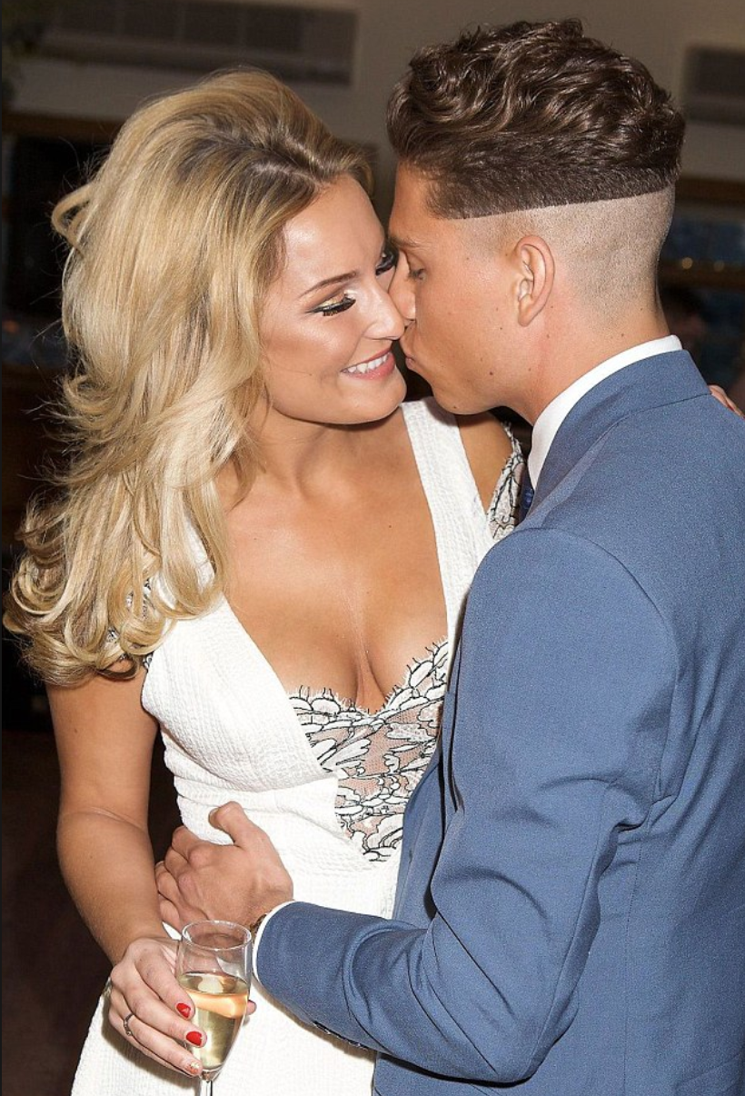 sam faiers and joey engagement