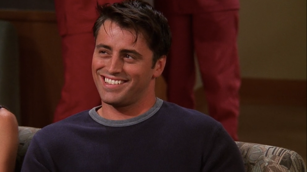 Joey in friends