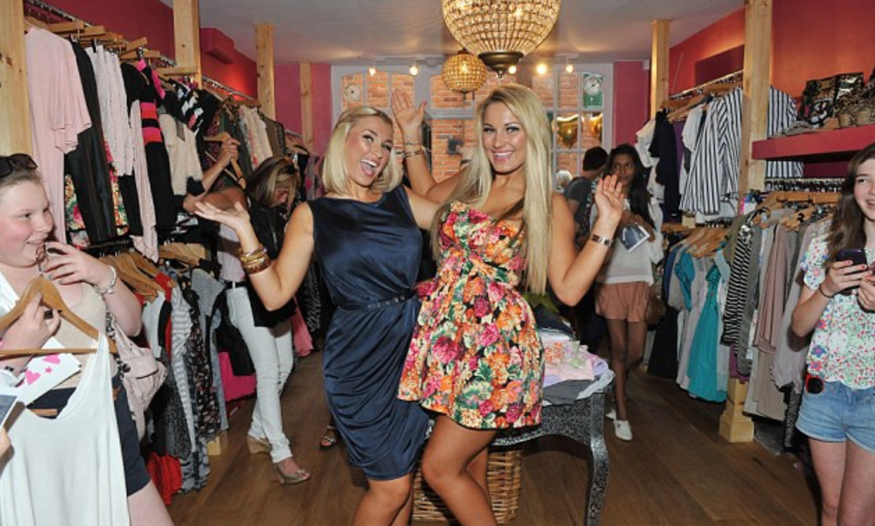 minnie's boutique sam and billie