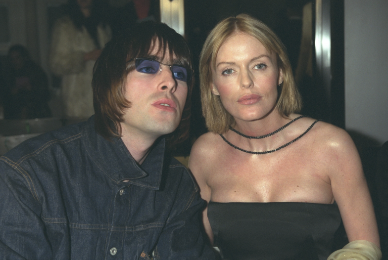 patsy kensit husband liam gallagher