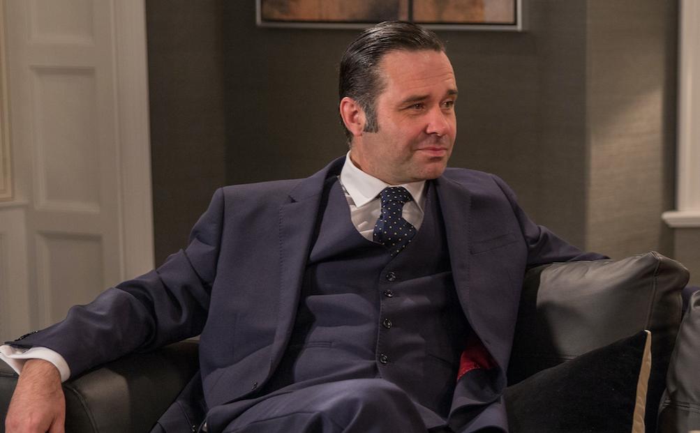 Graham Foster on Emmerdale doesn't lack for intriguing, dark storylines