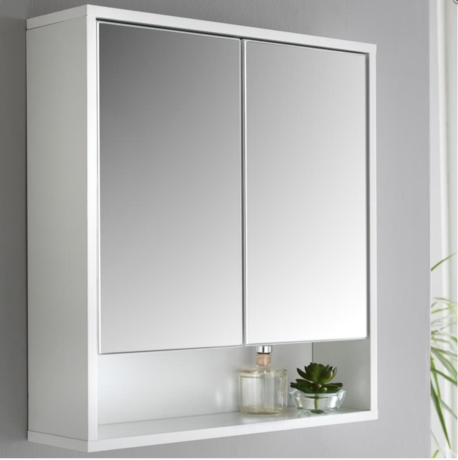b&m stores furniture bathroom mirror
