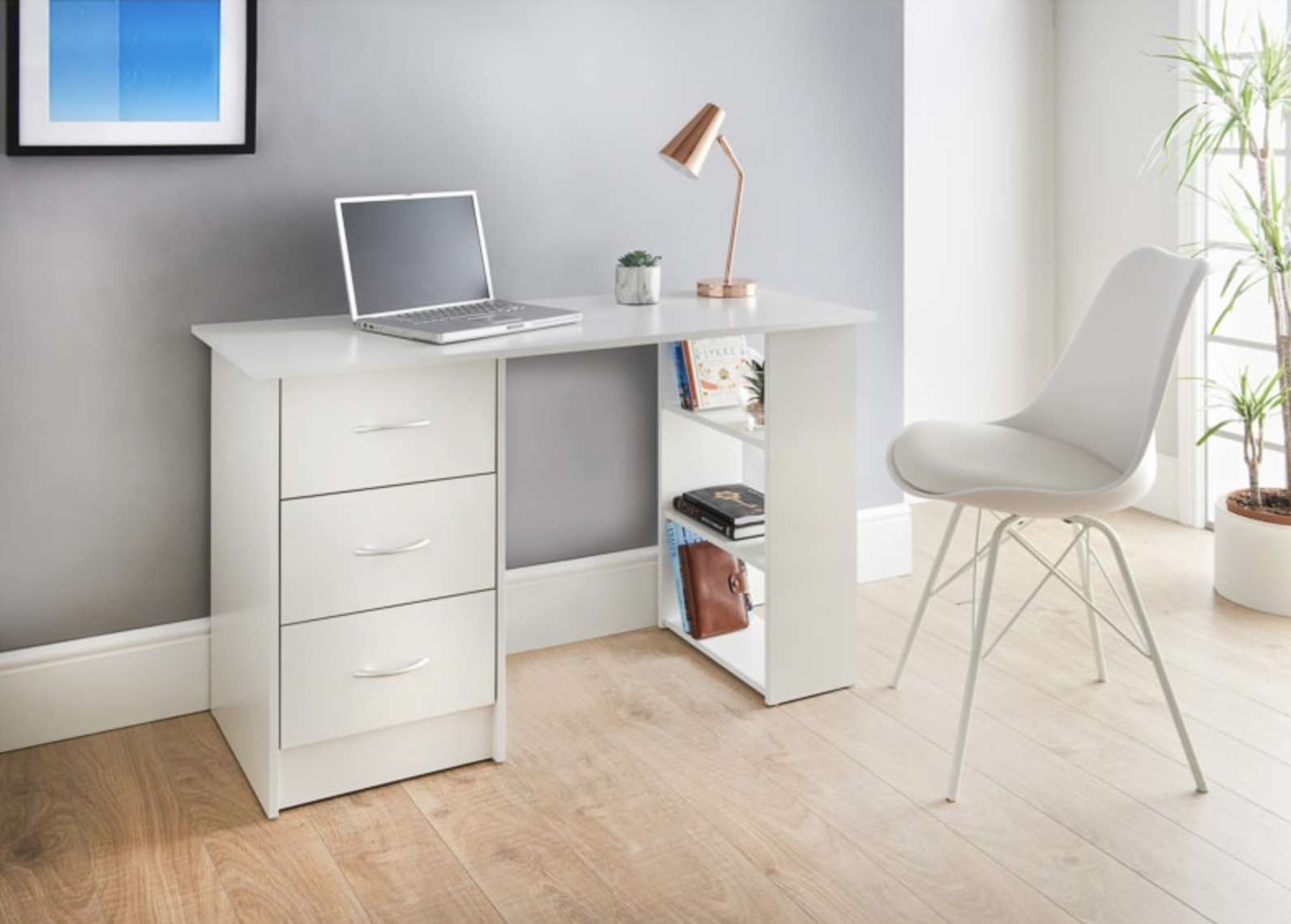 b&m stores furniture desk