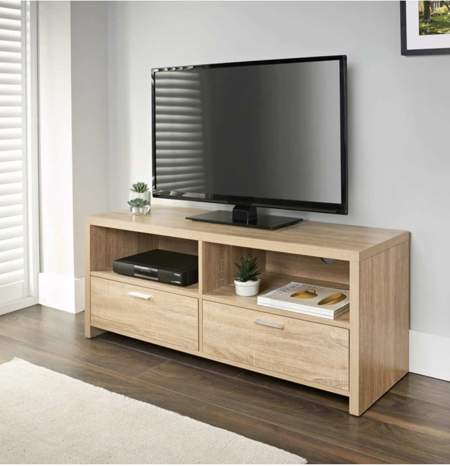 b&m stores furniture tv unit