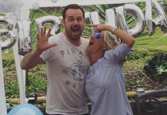 Danny Dyer Wife – Making Up