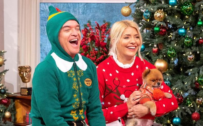 ITV Christmas