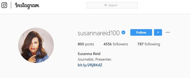 Susanna Reid Instagram1