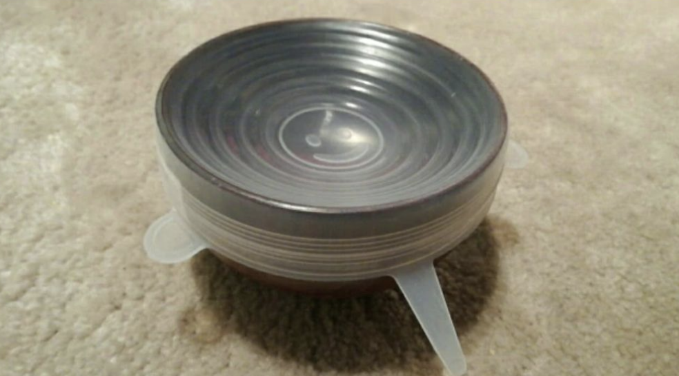 an alternative to cling film