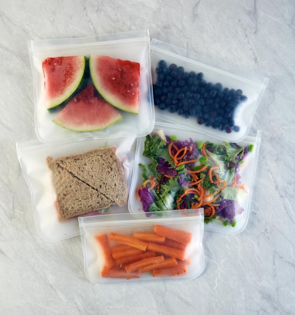 reusabag - sister product to stretchy food lids
