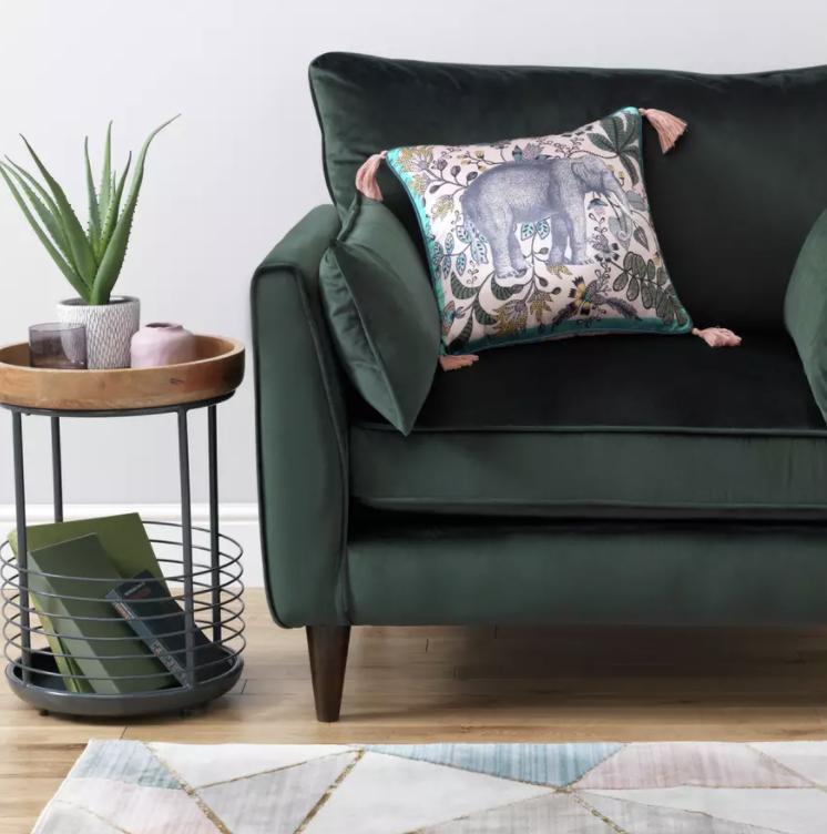 Argos Elephant Cushion