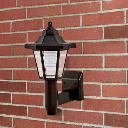 Argos garden lights Home Solar Wall Light