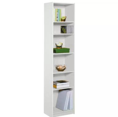 Argos half width white shelves