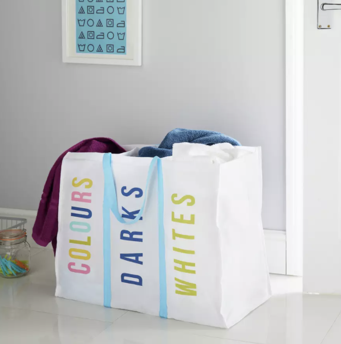 Bright Laundry Sorter