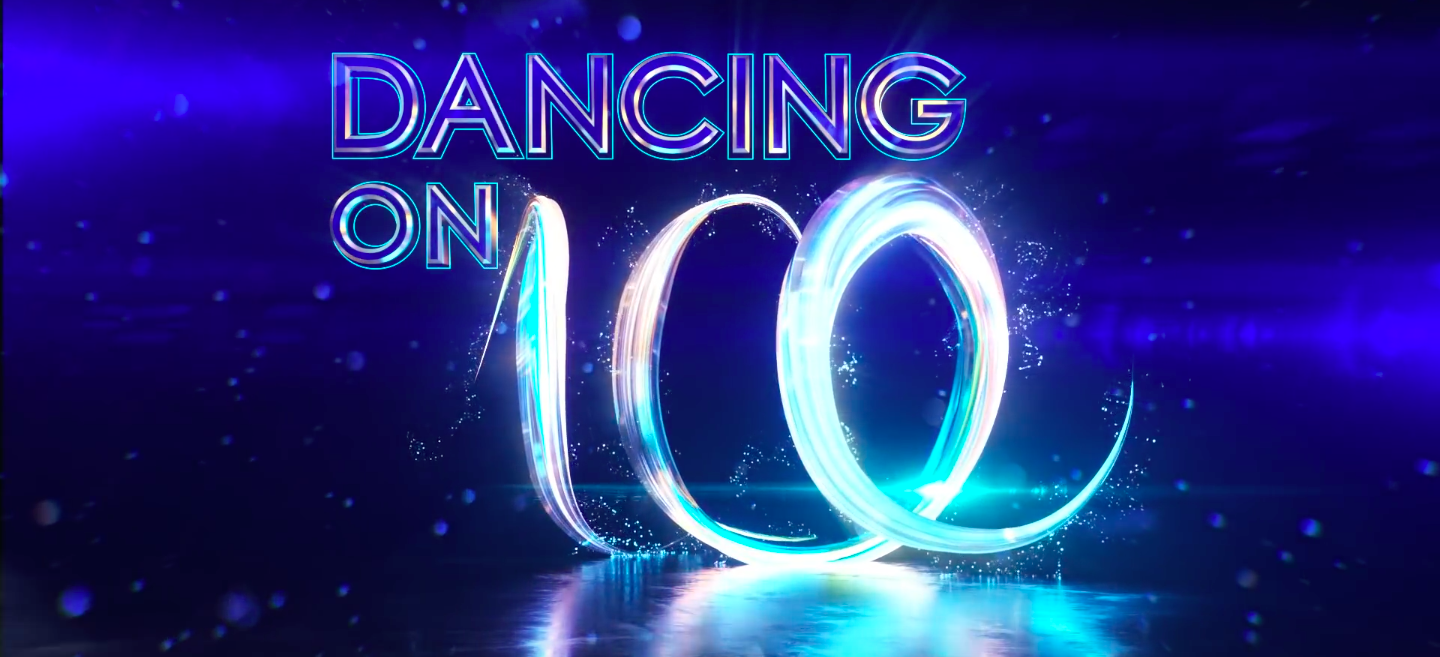 Dancing On Ice 2019 - DOI logo