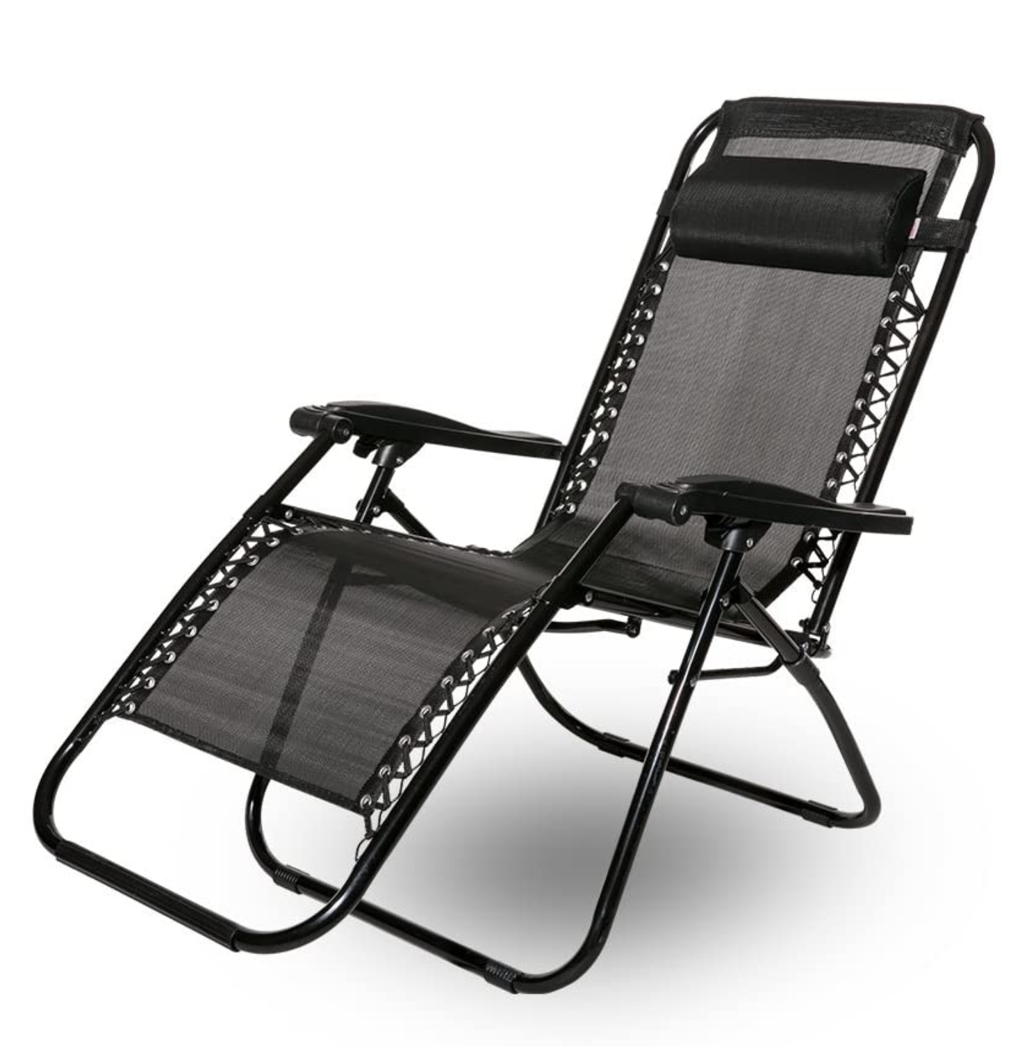 Outdoor patio sunloungers