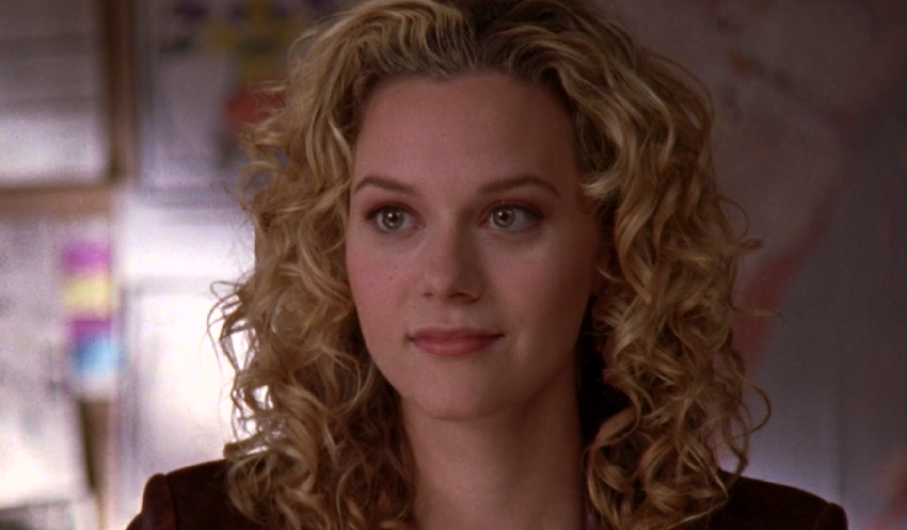 Hilarie Burton as Peyton One Tree Hill